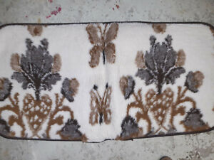 Sesselschoner Sesselauflage Couchauflage Schafschurwolle ( Merinowolle )