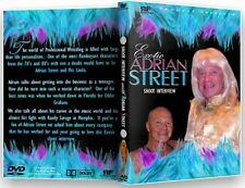 Adrian Street Shoot Interview Wrestling DVD