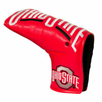 OHIO STATE BUCKEYES Team Golf Blade Putter Cover MAGNETIC CLOSE LICENSED
