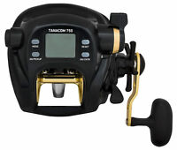 Daiwa Tanacom 750 Big Game Electric Power Assist 2.3:1 Fishing Reel Tanacom750