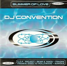 DJ CONVENTION - SUMMER OF LOVE / 2 CD-SET - TOP-ZUSTAND