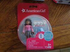 NEW  Mega Bloks Mini Figure ~ American Girl Mini Figure LOOK