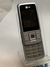 Lg Kg290 Silver ( Unlocked ) Mobile Phone