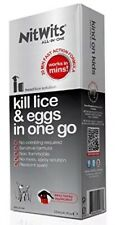 NitWits All In One Head Lice Solution 120ml