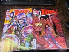 Titans # 25 & 26 (Dc Universe)