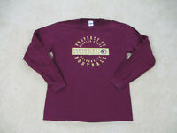 VINTAGE Florida State Seminoles Shirt Adult Large Red Gold FSU Football 90s A45