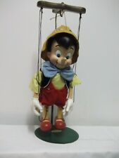 Disney Pinocchio Singing Puppet Marionette with Stand (S)