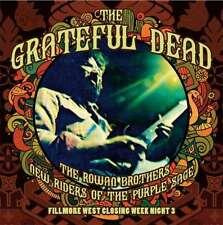 Grateful Dead - Fillmore West Closing Week Night 3, 5 CD Set Neu