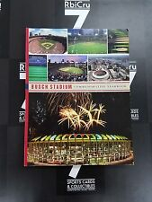 2005 St. Louis STL Cardinals Busch Stadium Final Season YEARBOOK