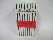MOUSTACHE  ORIGINAL 1949 ROCHAS   HOMME  EDT VAPORISATEUR  125 ML BLISTER NEUF