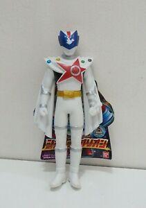 Uchu Sentai Kyuranger Shishi Red Orion Vinyl Figure Toy TAG Bandai 2017 Japan
