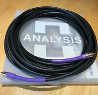 Analysis Plus Sub Oval Interconnect Cable w/ RCA Connectors, Length 8.0 Meters