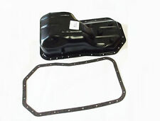 Engine Oil Sump Pan with Gasket New For Mitsubishi L200 K74 Pick Up 2.5TD 4D56