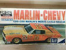 Model kit 72 MARLIN CHEVY  Monte Carlo Nascar MPC.