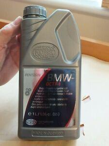 New BMW DCTF-1 Dual Clutch Transmission fluid 1L 83222148578  F2/3