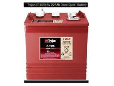 Trojan Deep Cycle Batteries T105 - Suitable for Golf Carts, Sweepers ect...