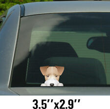 Jack Russell Terrier Stickers, Decals 001