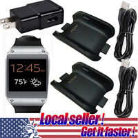 For Samsung Galaxy Gear SM-V700 Smart Watch Charging Cradle Charger Dock xi
