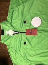 NEW Soccer Official Pro Referee Soccer Jersey XL