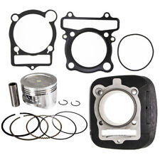 NICHE Cylinder Piston Gasket Kit Yamaha Big Bear 400 4x4 IRS Hunter 83mm Bore