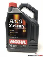 Aceite Motor Motul 8100 XClean+ 5W30 C3, 5 litros