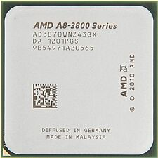 AMD A8-3870K AD3870WNZ43GX 3GHz FM1 4-Core 4M Cach HD 6550D Unlocked Processor