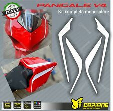 Adhesives Compatible DUCATI Panigale V4 V4s Graphic Fairing And Tail Tidy