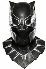 Captain America Civil War - Black Panther Overhead Latex Adult Mask