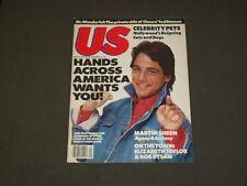 1986 MAY 19 US MAGAZINE - TONY DANZA COVER - B 3869