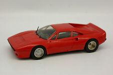 Record  kit monté 1/43 - Ferrari 288 GTO Rouge