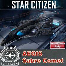 Star Citizen Sabre COMET + Hangar + LTI