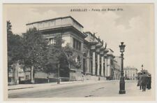 BÉLGICA Tarjeta Postal -BRUSELAS,Palais des Beaux-Arts