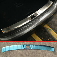 Steel Interior Rear Bumper Sill Protector For Nissan Qashqai 2014 2015 2016