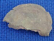 Rare Roman military copper alloy Phalaria mount. Please read description. L108q