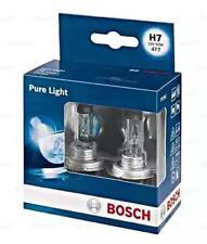 Headlamp Halogen - H7 12V 55W PX26d - Pure Light Bosch 1987301406