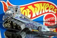 1998 Hot Wheels Forces of Nature Big Chill Snowmobile