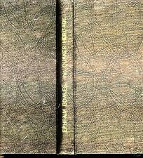 Ephraim Bowles-His Quaker History-1954-w/Genealogy-Family Names-Charts-Mott
