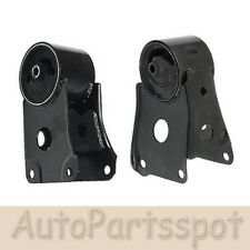 Front & Rear Motor Mount 7305 7302 For 95-03 Nissan Maxima 3.0 / 3.5L G095