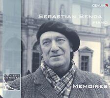 Sebastian Benda - Schubert | Benda | Memoirs [Archive Recordings [CD]