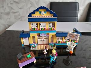 LEGO FRIENDS ECOLE 41005 COMPLET NOTICE HIGH SCHOOL