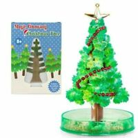 Magic Growing Christmas Tree - Crystal Gift Toy Stocking Filler Boys Girls