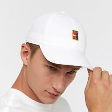 NWT NIKE Court Heritage 86 Logo Tennis Classic Cap Hat One Size
