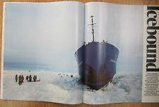Stuck fast in Antarctic ice - Guardian Weekend Magazine – 1 March 2014