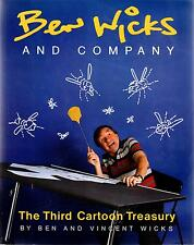 Ben Wicks & Company: The third cartoon Treasury (1990)