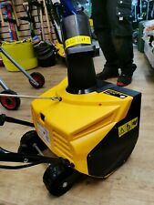 More details for new stiga electric snow blower / thrower