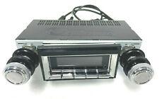 1970-1972 Oldsmobile Cutlass 442 Stereo Radio USA-740 bluetooth USB Aux input_