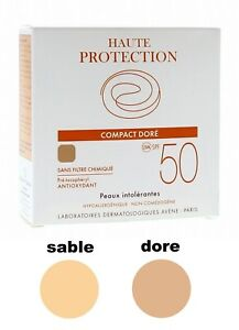 Avene High Protection Compact Tinted SPF 50 - 10g - Exp 2022