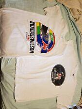 Wheldon and Wilson IndyCar Shirts