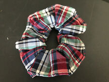 School Hair Accessories - Scrunchie  - in your school's summer fabric.