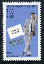 STAMP / TIMBRE FRANCE NEUF N° 3030 ** CELEBRITE / HEROS DE ROMANS NESTOR BURNA
